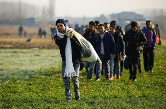 مخاوف-أوروبية-كبيرة-من-زيادة-تدفق-اللاجئين-للاتحاد-الأوروبى