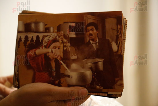 السندريلا وأحمد زكي