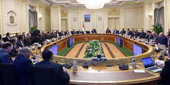 رئيس الوزراء يتابع أعمال العاصمة الإدارية (1)