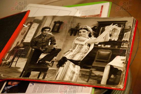 صورة من فيلم الراقصة والطبال