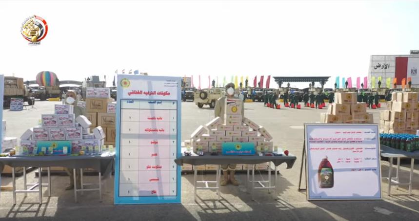 توفير احتياطات للجيش المصرى لمواجهة أى طوارئ عن أزمة كورونا
