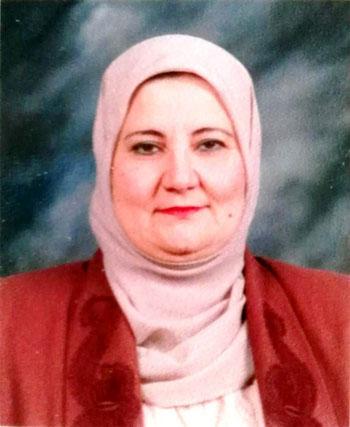 أمينة-راشد-إبراهيم-رحمة-،-الأم-المثالية-،-الفائزة-بالمركز-الأول-على-مستوى-الجمهورية