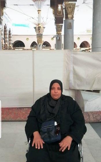 دعاء-مكرم-عبد-الرحمن-الأم-المثالية-بالغربية