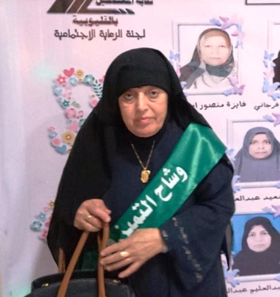 الحاجة-لواحظ-لبيب-محمود-سالم-الأم-المثالية-بالقليوبية