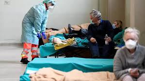 وباء الكورونا ينتشر بين كبار السن