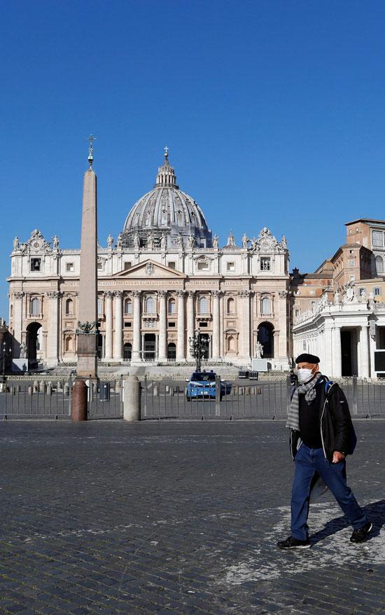 الفاتيكان-أثناء-كلمة-البابا-فرنسيس