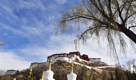 مدينة لاسا الصينية