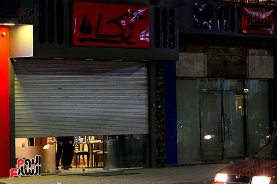 إغلاق المطاعم والكافيهات (5)