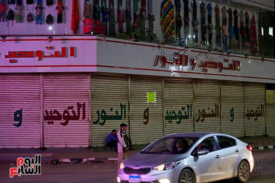 إغلاق المطاعم والكافيهات (13)