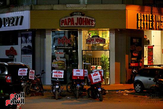 إغلاق المطاعم والكافيهات (11)
