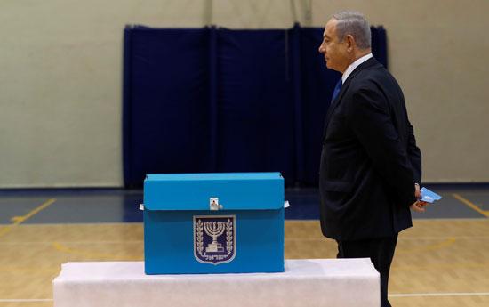 اتهامات-الفساد-تؤرق-نتنياهو-قبل-انطلاق-الانتخابات-الإسرائيلية