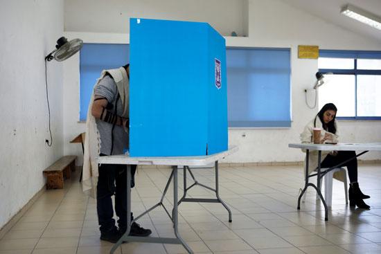 مارثون-الانتخابات-بالدولة-العبرية-بدأ-منذ-أبريل-الماضى