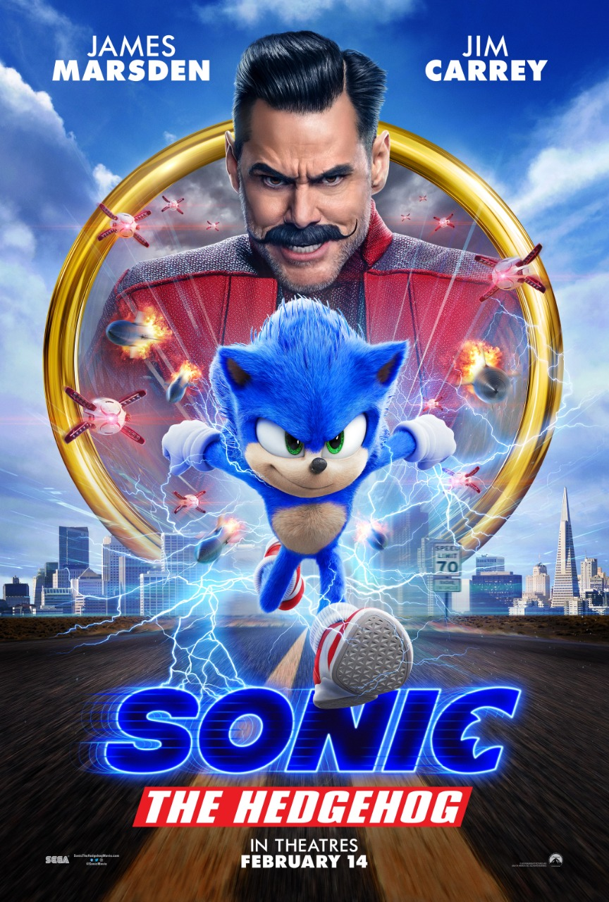 Sonic the Hedgehog (3)
