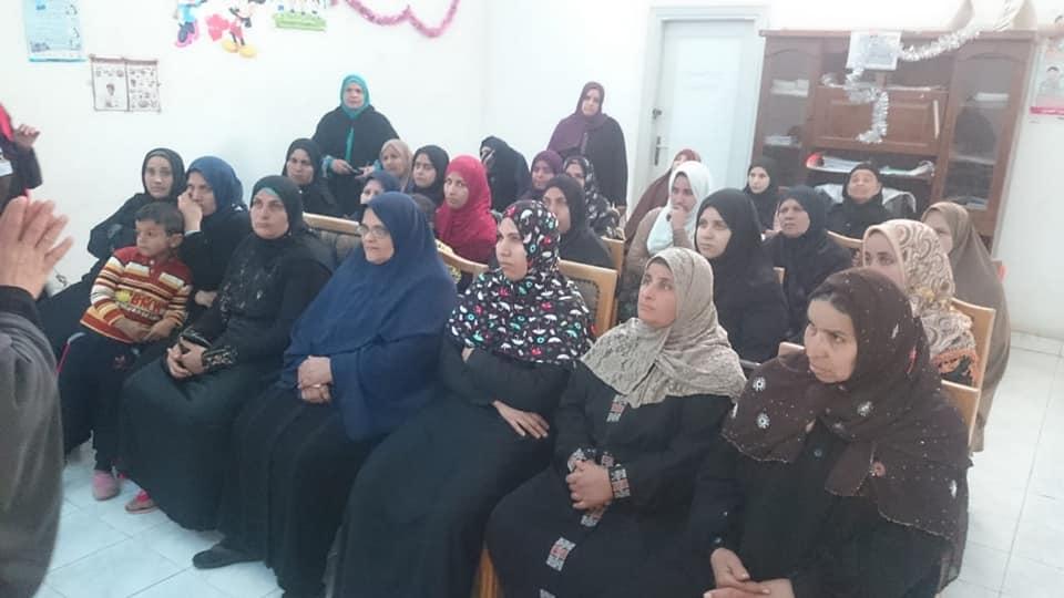 ندوات توعية للسيدات بالمجلس القومى للمرأة  (2)