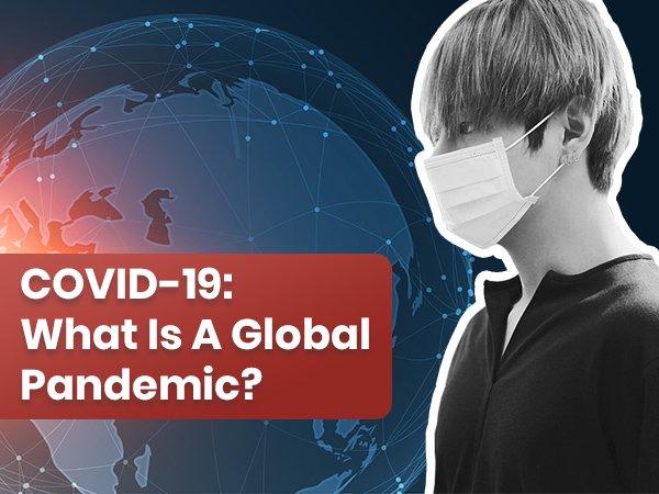 كيف اصبح المرض وباء