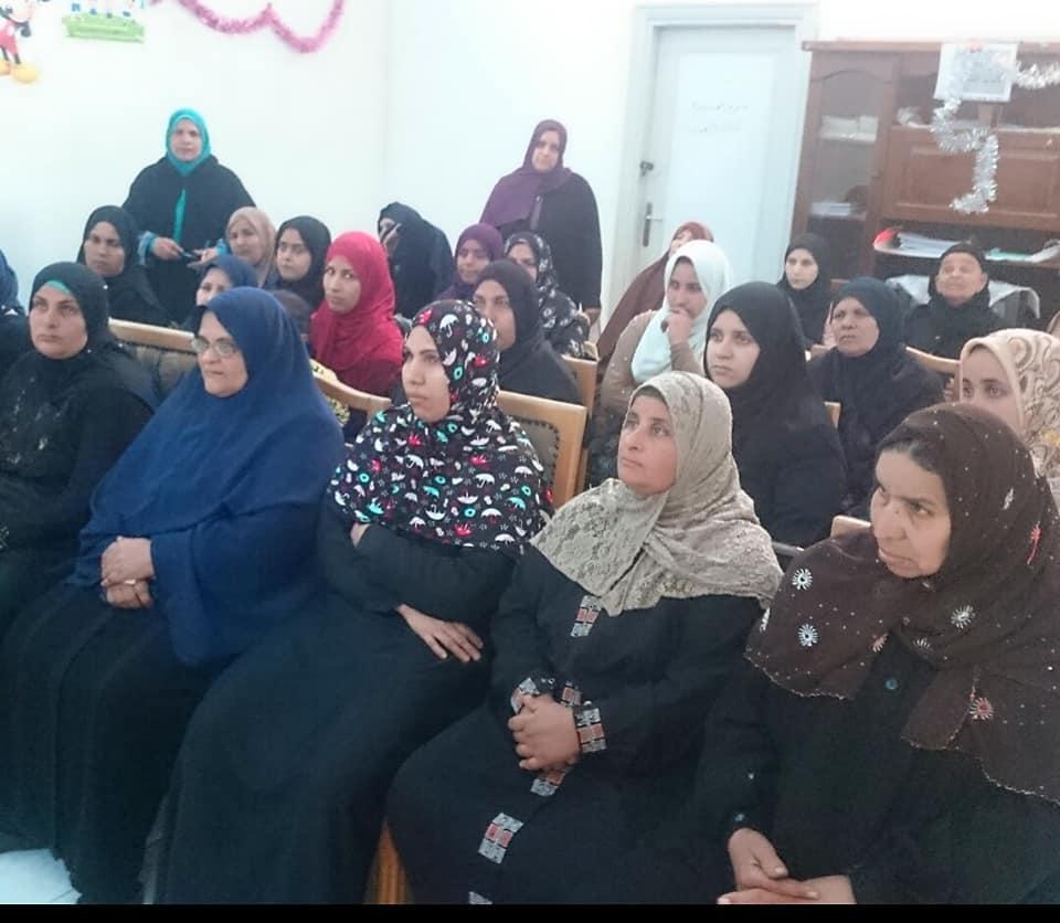 ندوات توعية للسيدات بالمجلس القومى للمرأة  (3)
