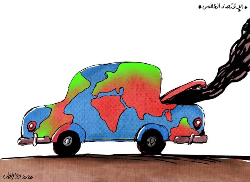 كاريكاتير صحيفة الرؤية