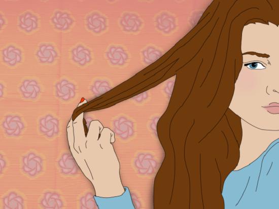 نصائح لقص الشعر في المنزل