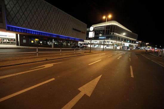 شوارع ألمانيا