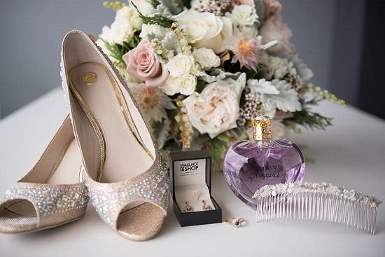 إكسسوارات العروس