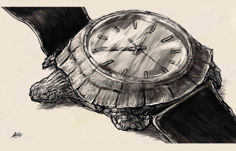 كاريكاتير صحيفة الشرق الأوسط
