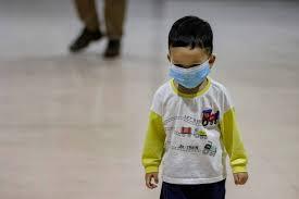 اعراض الكورونا عند الاطفال