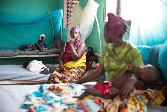 حملات-تطعيم-ضد-االحصبة-فى-الكونغو