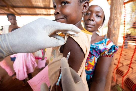 تطعيم-طفل-ضد-الحصبة