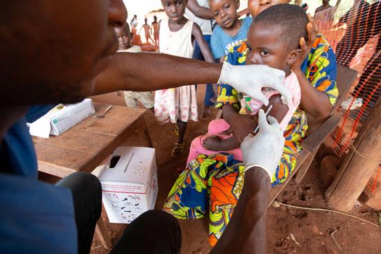 حملات-التطعيم-فى-الكونغو