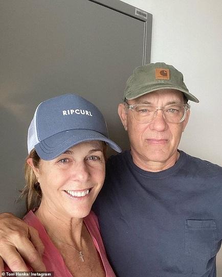 هانكس وزوجته