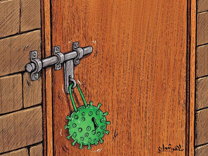 كاريكاتير الجريدة