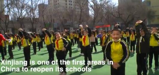 عودة الاطفال للمدارس (1)