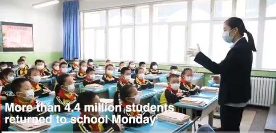 عودة الاطفال للمدارس (3)