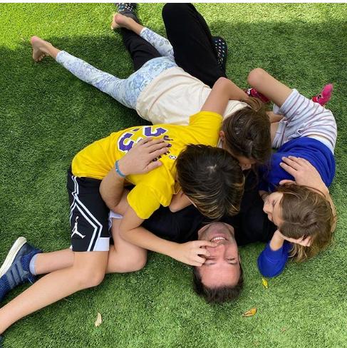 ديل بييرو وأبنائه