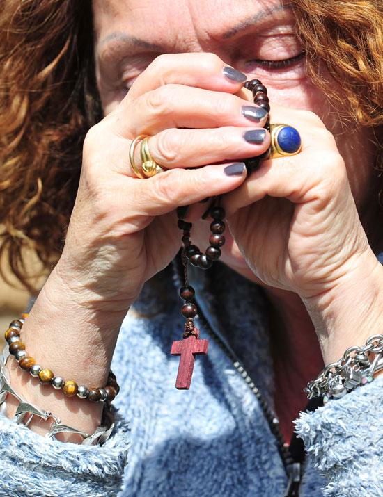 دعوات المسيحيين للانقاذ من كورونا