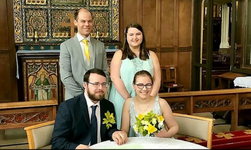 الزفاف الصغير