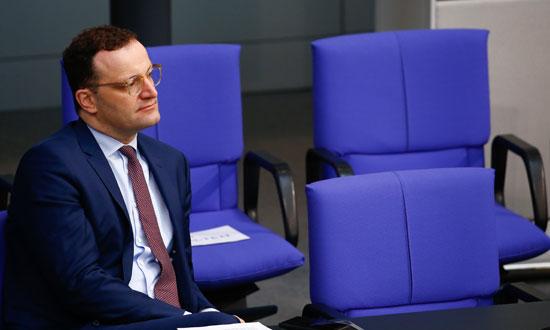 وزير الصحة الألماني ينس سبان