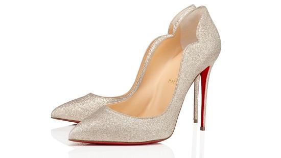 حذاء سيلفر برونز