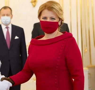 رئيس سلوفاكيا