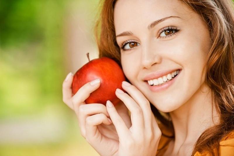 وصفات التفاح للبشرة  (4)