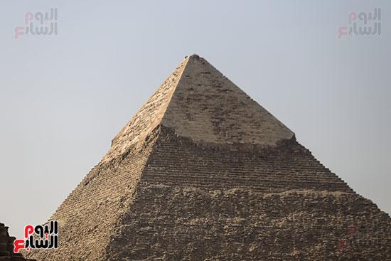تعقيم الأهرامات (11)