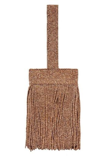 حقيبة ذات ششراشيب