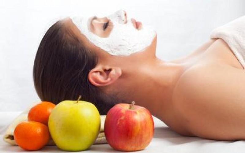 وصفات التفاح للبشرة  (3)