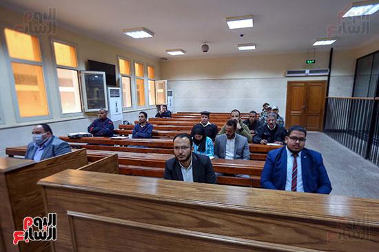 قضية خلية داعش (13)