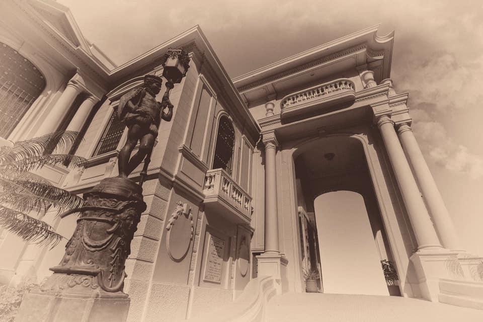 قصر الأميرة فاطمة الزهراء متحف المجوهرات الملكية حالياً