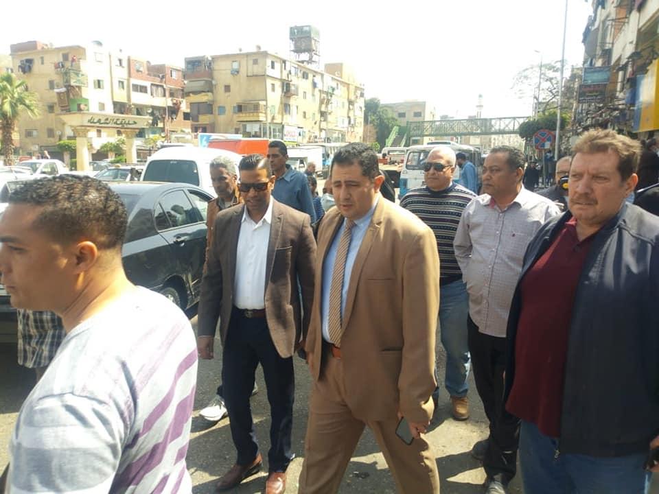 حملات لنائب محافظ القاهرة لمتابعة أسعار السلع  (4)