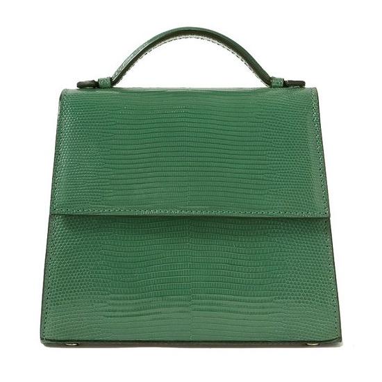 حقيبة خضراء