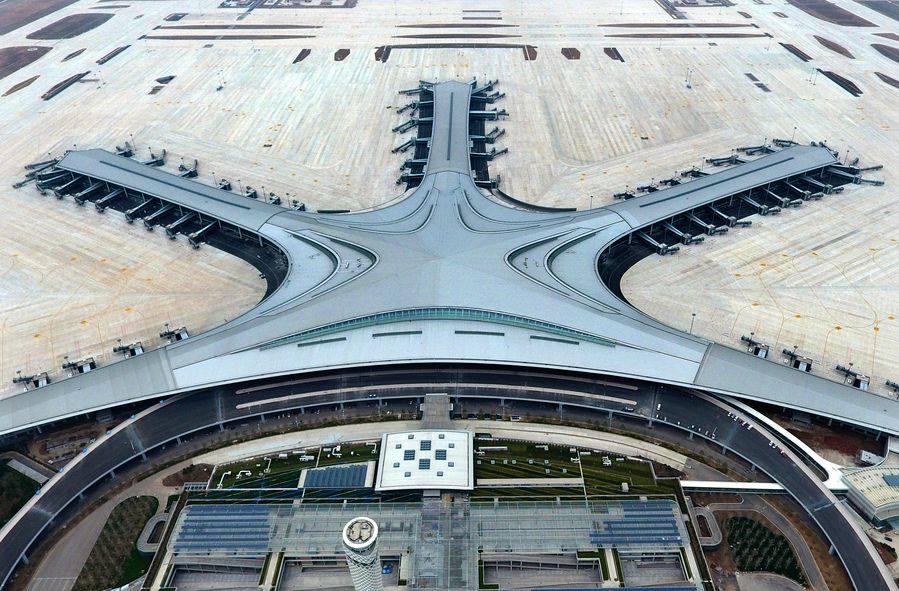 استئناف أعمال المطار