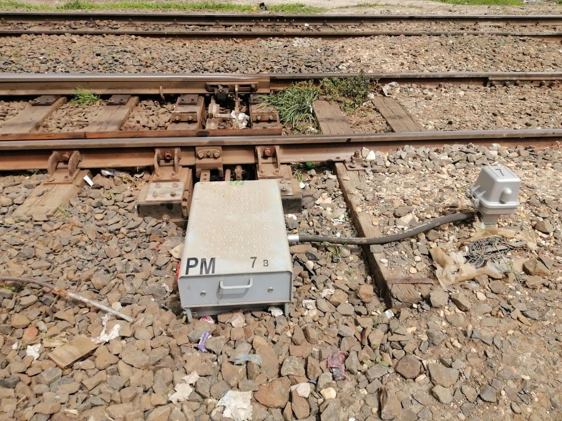دخول برج كفر الدوار الخدمة بمشروع تحديث إشارات خط سكك حديد القاهرة - الإسكندرية (3)