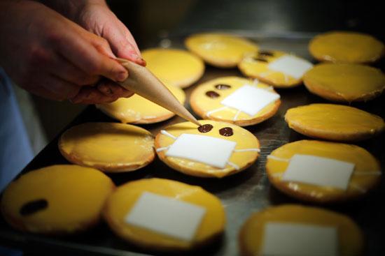 صناعة الكعك